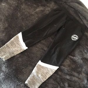 Victoria's Secret PINK jogger sweat pants